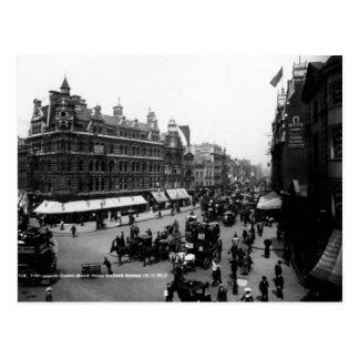 Tottenham Court Road from Oxford Street, Postcard