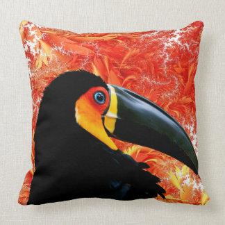 Toucan 3 Pillow