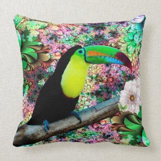 Toucan 4 Pillow