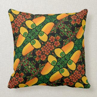 Toucan Bird Pattern Cushion