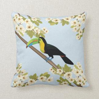 Toucan Bird Pillow