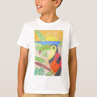 Toucan by Abby Tee