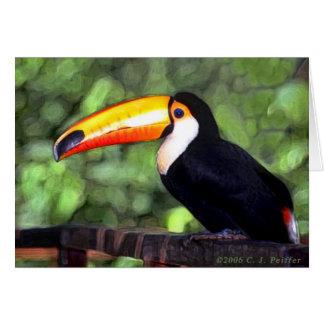 'Toucan' Card