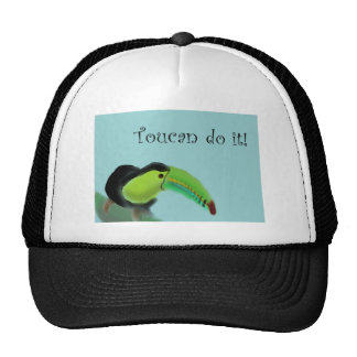 Toucan do it cap