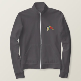 Toucan Embroidered Jacket