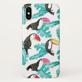 Toucan floral Phone Case
