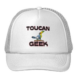 Toucan Geek Trucker Hat