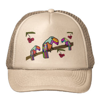 Toucan Habitat Hat