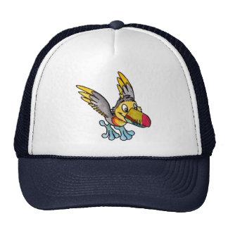 Toucan Mesh Hats