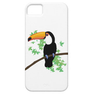 Toucan iPhone 5 Cover
