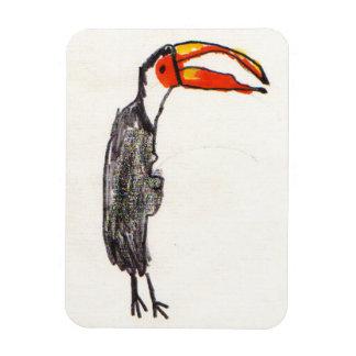 Toucan Kids Art Magnet