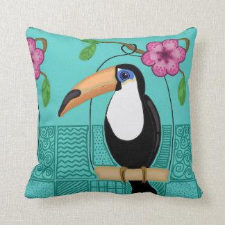 Toucan Pillow