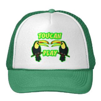 Toucan Play Cap