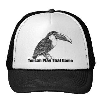 Toucan Play That Game Cap