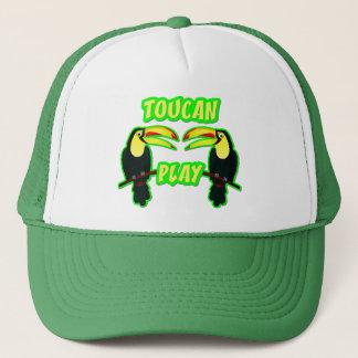 Toucan Play Trucker Hat