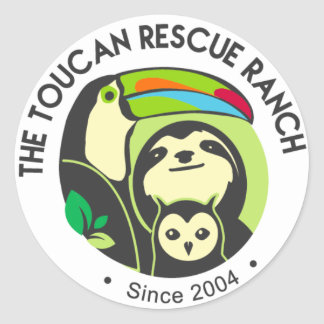 Toucan Rescue Ranch Sticker