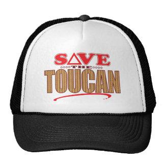 Toucan Save Cap