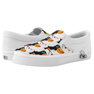 Toucan Slip On Shoes