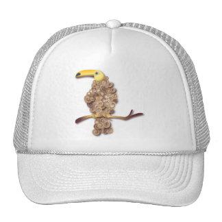 Toucan t-shirts cap