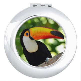 Toucan Travel Mirror