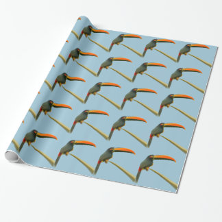 Toucan Wrapping Paper