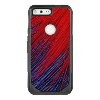 Toucanet Feather Abstract OtterBox Commuter Google Pixel Case