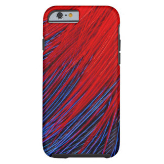 Toucanet Feather Abstract Tough iPhone 6 Case