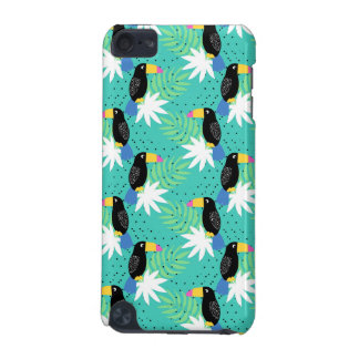 Toucans On Teal iPod Touch (5th Generation) Case