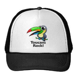 Toucans Rock! Mesh Hat