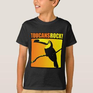 Toucans Rock! T-Shirt
