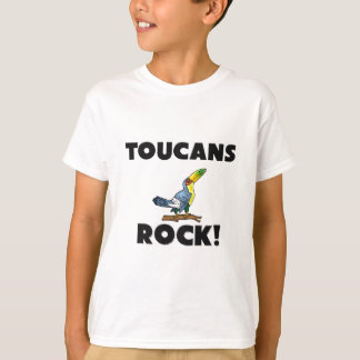 Toucans Rock T-Shirt