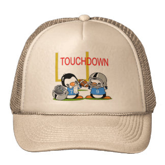 Touch Down Football Cap
