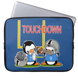 Touch Down Football Laptop Computer Sleeve