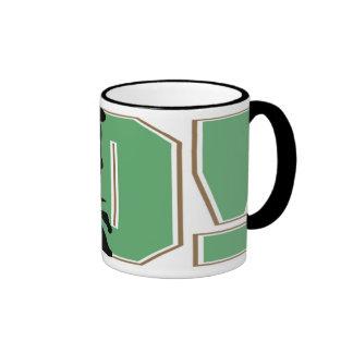 Touch Down Football Mug