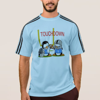 Touch Down Football Tee Shirts