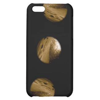 Touch it if you dare -Black Button Universe iPone iPhone 5C Cases