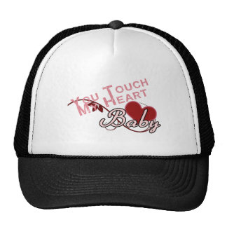 Touch - miss a Shirt Design Cap