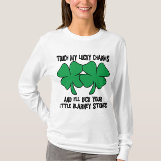 Touch My Lucky Charms... Women's T-Shirt