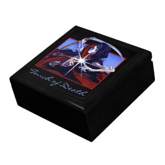 Touch of Death Large Square Gift Box