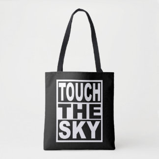 Touch the Sky Tote Bag