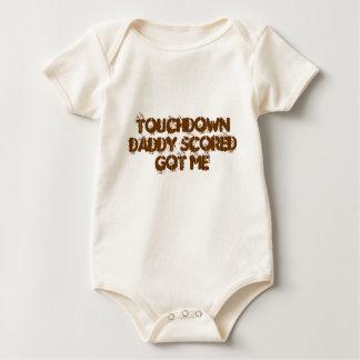 Touchdown - Daddy Scored - Got Me Bodysuit