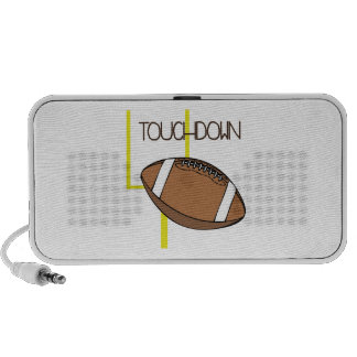Touchdown Laptop Speakers