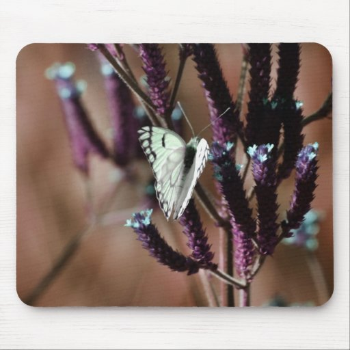 Touches Even The Smallest Flower Mousepad