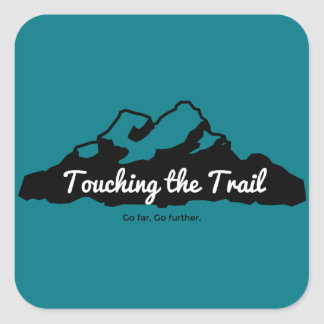 Touching the Trail Large Sticker Pack (6 Stickers)