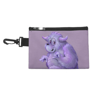 TOUFFIN ALIEN MONSTER Clip On Accessory Bag