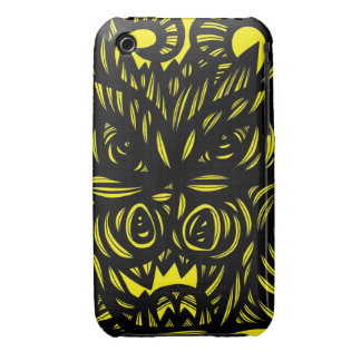 Tough Adaptable Fetching Tops Case-Mate iPhone 3 Case
