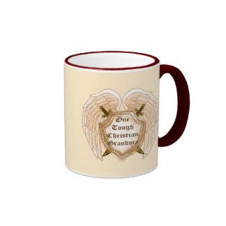 Tough Christian Grandma Coffee Mug