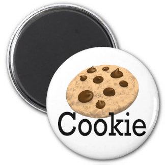 Tough Cookie 6 Cm Round Magnet