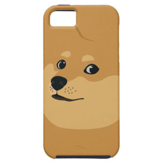 Tough Doge iPhone case such durable much style
