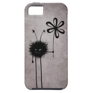 Tough Evil Flower Bug Vintage iPhone 5 Case